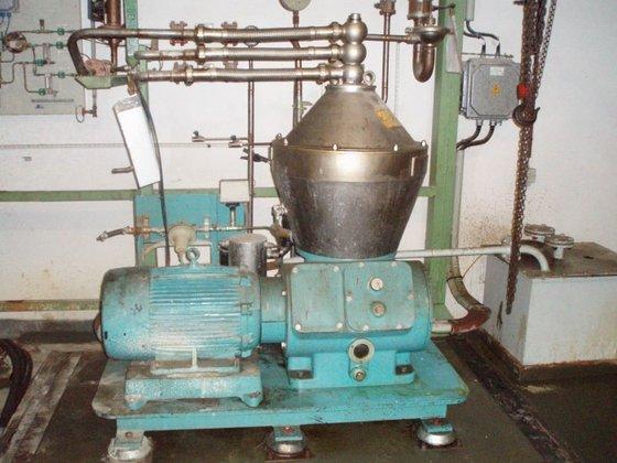 ALFA LAVAL CHB 209T-15CEFP-50 Clarifier