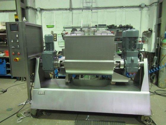 SIGMA Blade Double Arm Mixer