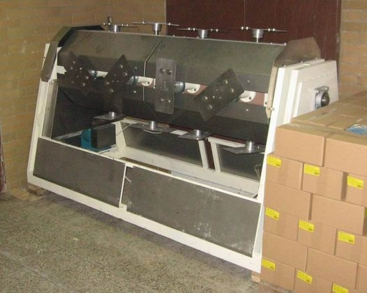 Chocolate moulding line Collman, 24
