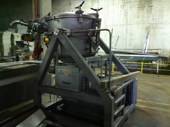 STEPHAN MULTIFUNCTIONAL FINE CUTTING AND