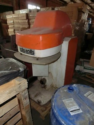 CHANGE CAN PLANETARY MIXER MADE