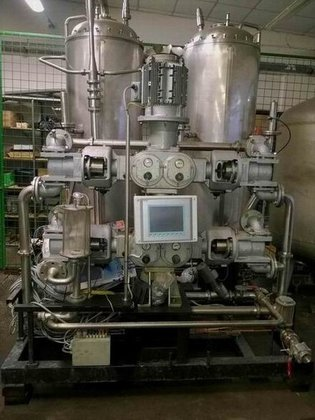 GERMAN PRODUCTION MACHINE FOR THE