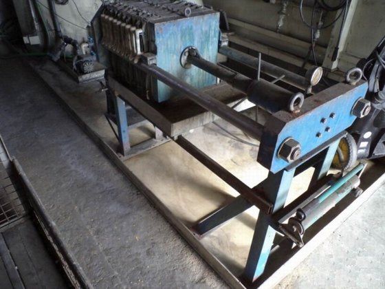 CHAMBER FILTER PRESS MADE BY