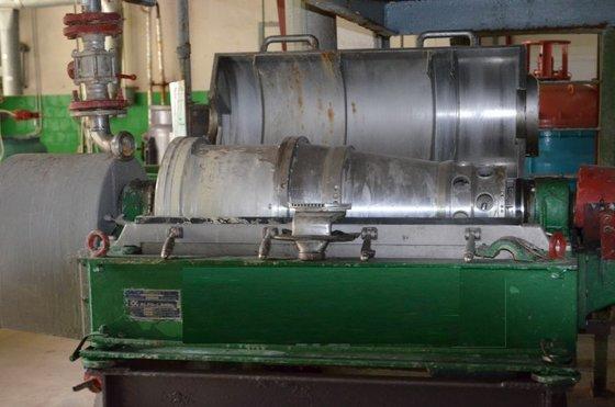 ALFA LAVAL NX314-31-E/4189-6M Decanter Centrifuge