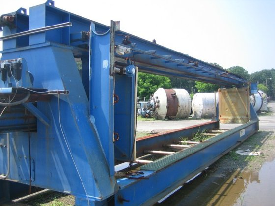 DRYVAC MEMBRANE FILTER PRESS. APPROXIMATELY