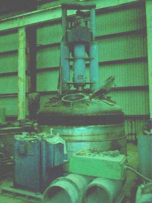 1990 Rosenmund 316L Stainless Steel