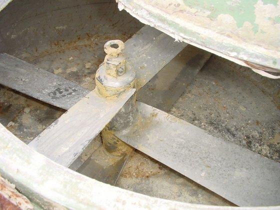 HENSCHEL 115CM Stainless Steel Bowl