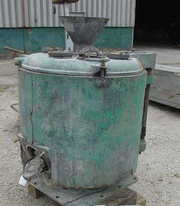 HENSCHEL High Intensity Mixer 500