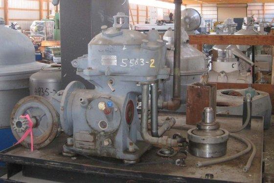 WESTFALIA OTB 2-00-066 Oil Separator