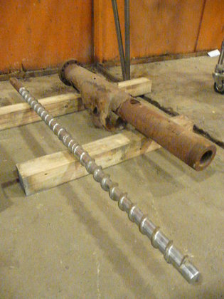 2″ BARREL AND SCREW FOR