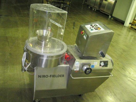 S-450 Stainless Steel Spheronizer NIRO