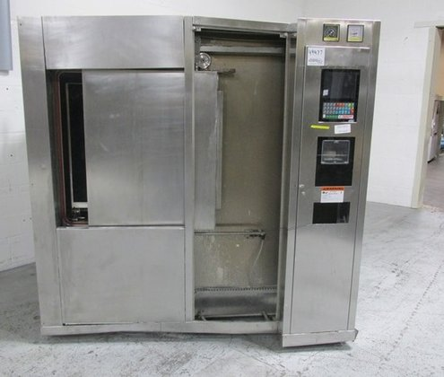 FEDEGARI FOF/3 SS AUTOCLAVE, STAINLESS