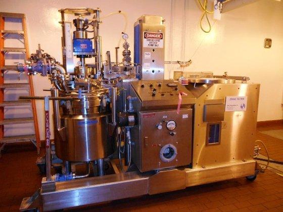 HASTELLOY C276 Nutsche Filter Dryer