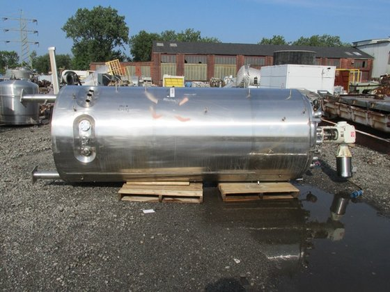 DCI APPROXIMATELY 3500 LITER (924.6