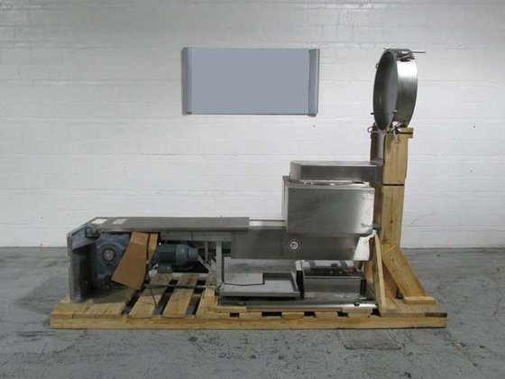 PM1000 Stainless Steel Bin Blender