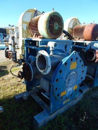 1995 CPF-C-275-195 Pressure Screen CELLECO