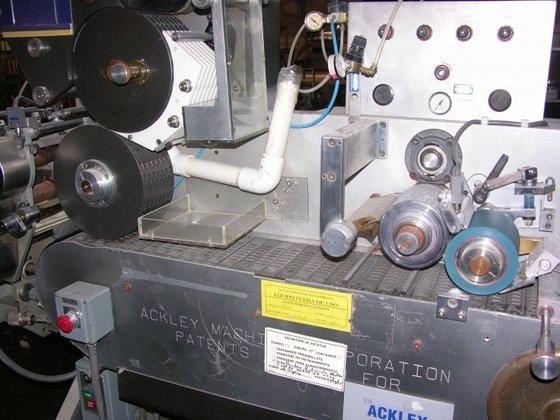 ACKLEY MACHINE CO COMPANY CAPSULE