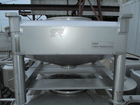 14 CUBIC FOOT GEI SANITARY