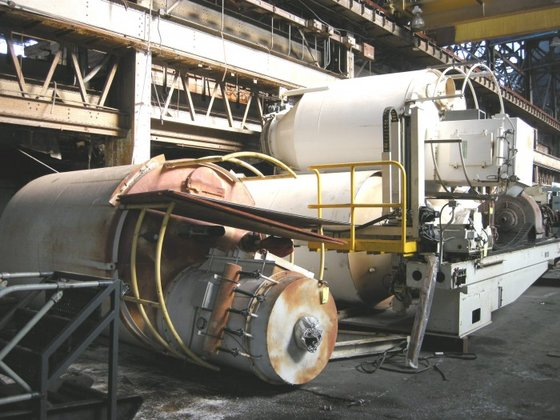 APPROXIMATELY 530 CUBIC FOOT STEEL