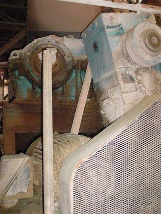 1986 MORIYAMA 2TE500-120 TAPERED SCREW