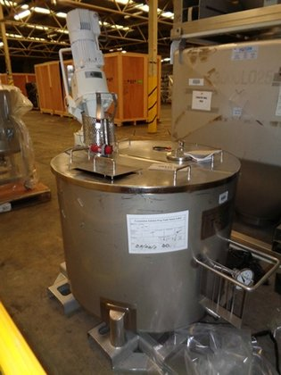 APPROXIMATELY 500 LITRE WORKING CAPACITY