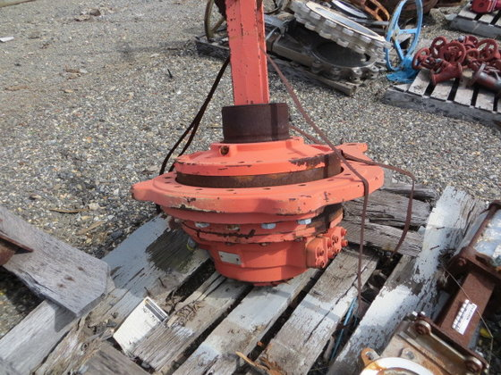 HAGGLUNDS GEAR DRIVE. TYPE TCA10000