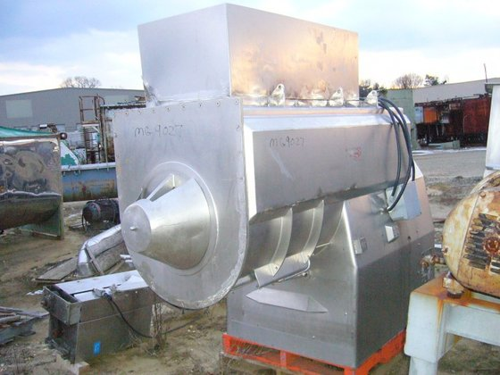 WOLFKING 1000 LITER STAINLESS STEEL