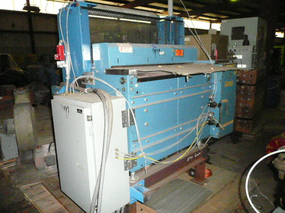 36″ WIDE ROSENTHAL SHEETER WAS