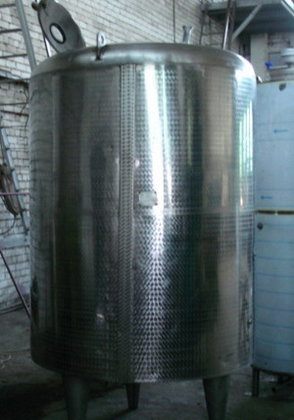 REPORTEDLY 3000 LTR STAINLESS STEEL