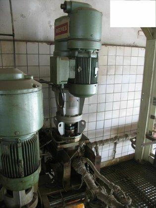 HS-0025 316L Stainless Steel Filmtruder