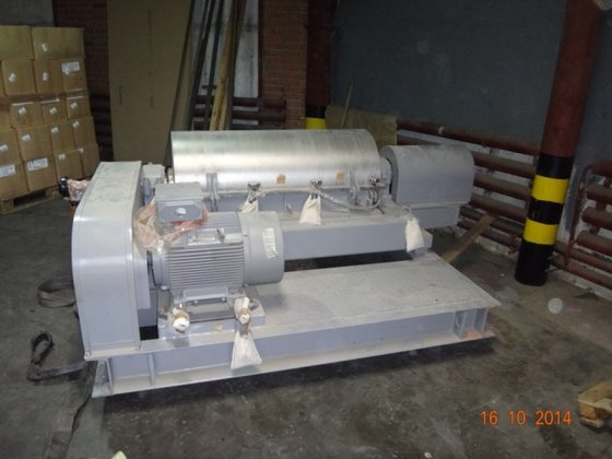 1989 IHI HS-325L Stainless Steel