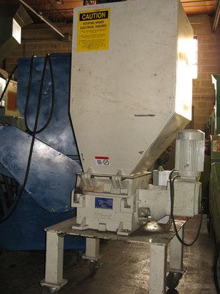 SA-34 Granulator NISSUI 2 HP