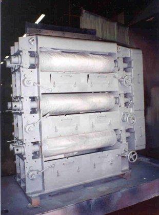 ROSKAMP TP1000-42 HIGH CAPACITY CRACKER/GRINDER