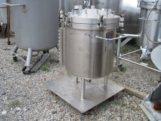 1993 LEE 150LDBT 40 GALLON