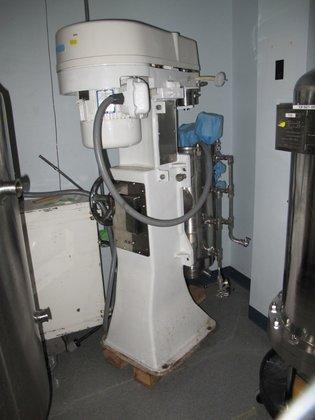 SHARPLES AS26-SP Centrifuge 17000 RPM.