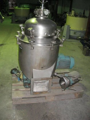 ALFA LAVAL BRPX-207-SVG Stainless Steel