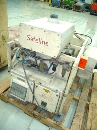 SAFELINE GF50 METAL DETECTOR. 7970