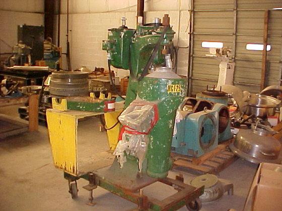 SHARPLES AS16 Stainless Steel Separator