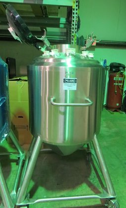 DCI APPROXIMATELY 79 GALLON STAINLESS