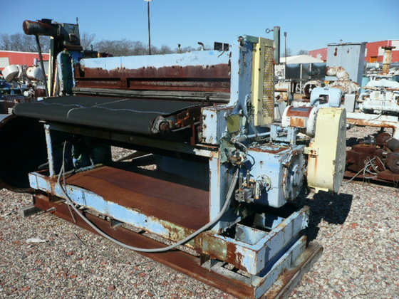 1472P 72″ WYSONG SHEAR. PREVIOUSLY