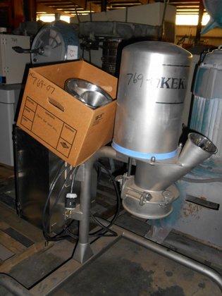 KEMUTEC KEK 120 Stainless Steel