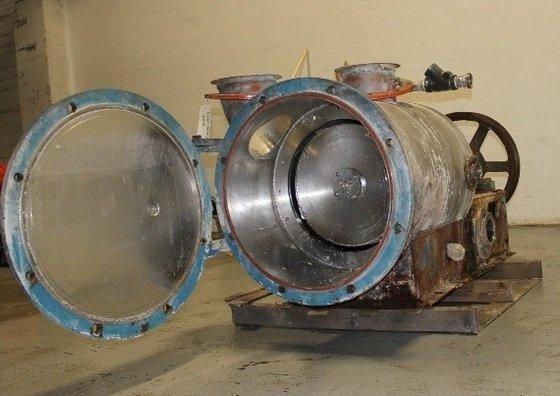 FIBERPREP CH5 Stainless Steel Pressure