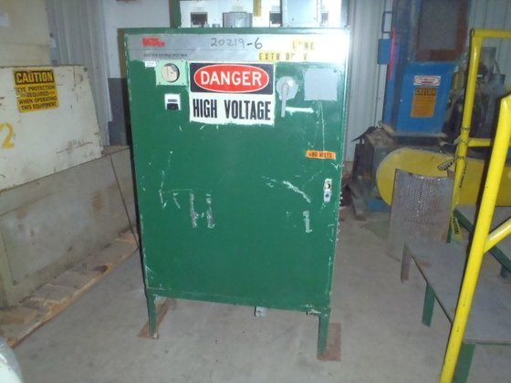 APPROXIMATELY 150 HP SAFTRONICS SCR