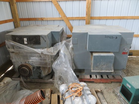 RECONDITIONED 450 HP J.R. PERREAULT