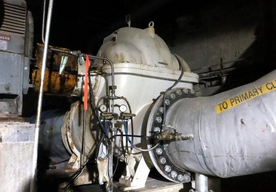 ZPP61-700 SPLIT CASE SS AHLSTROM