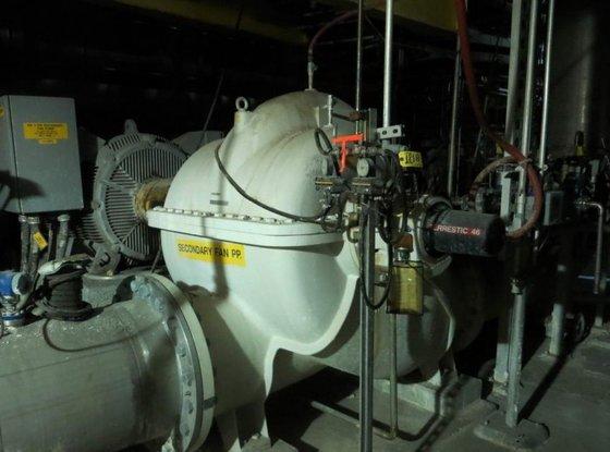 ZPP52-600 SPLIT CASE SS AHLSTROM