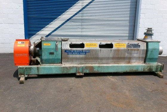 THUNE SP32L SCREW PRESS PRESS.SERIAL