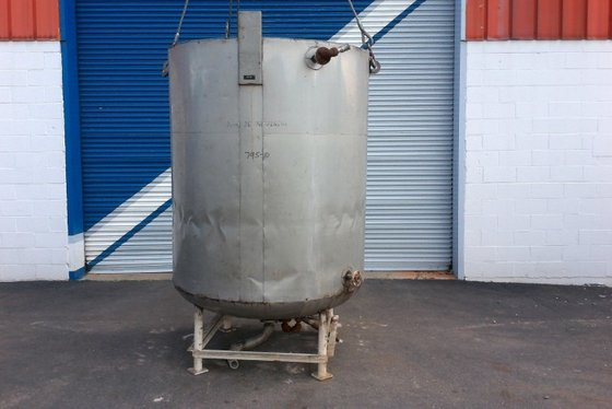 BENDEL APPROXIMATELY 700 GALLON JACKETED
