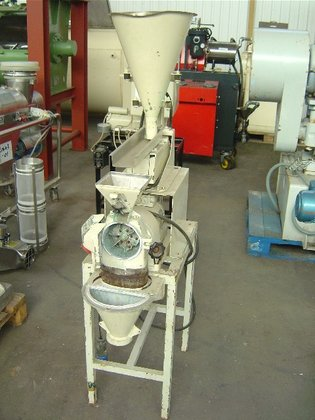 ALPINE A100 COLLOIDAL MILL TYPE