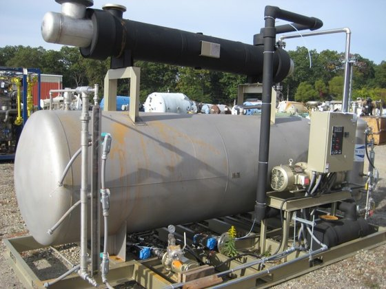 DEKKER VACUUM TECHNOLOGIES SOLVENT RECOVERY
